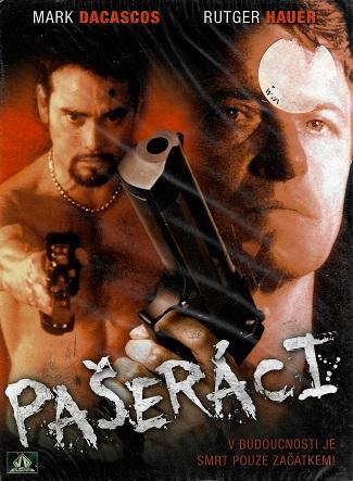 Pašeráci ( digipack ) DVD