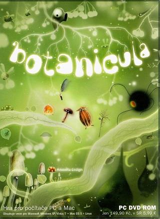 PC hra Botanicula ( slim ) PC DVD Rom
