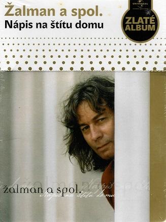 Žalman a spol. - Nápis na štítu CD
