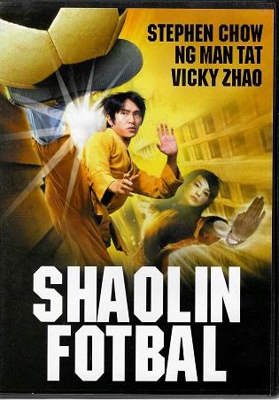 Shaolin Fotbal ( slim ) DVD