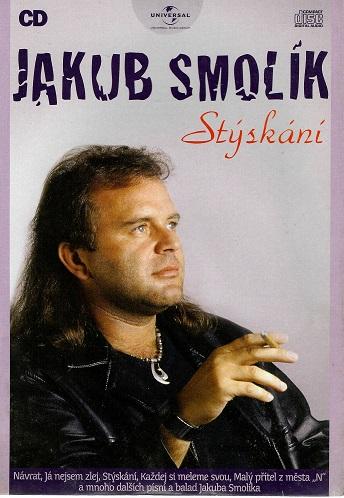 Jakub Smolík - Stýskání ( pošetka ) CD