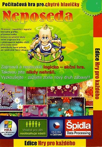 PC hra - Neposeda ( pošetka ) DVD