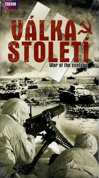 Válka století ( poetka ) DVD