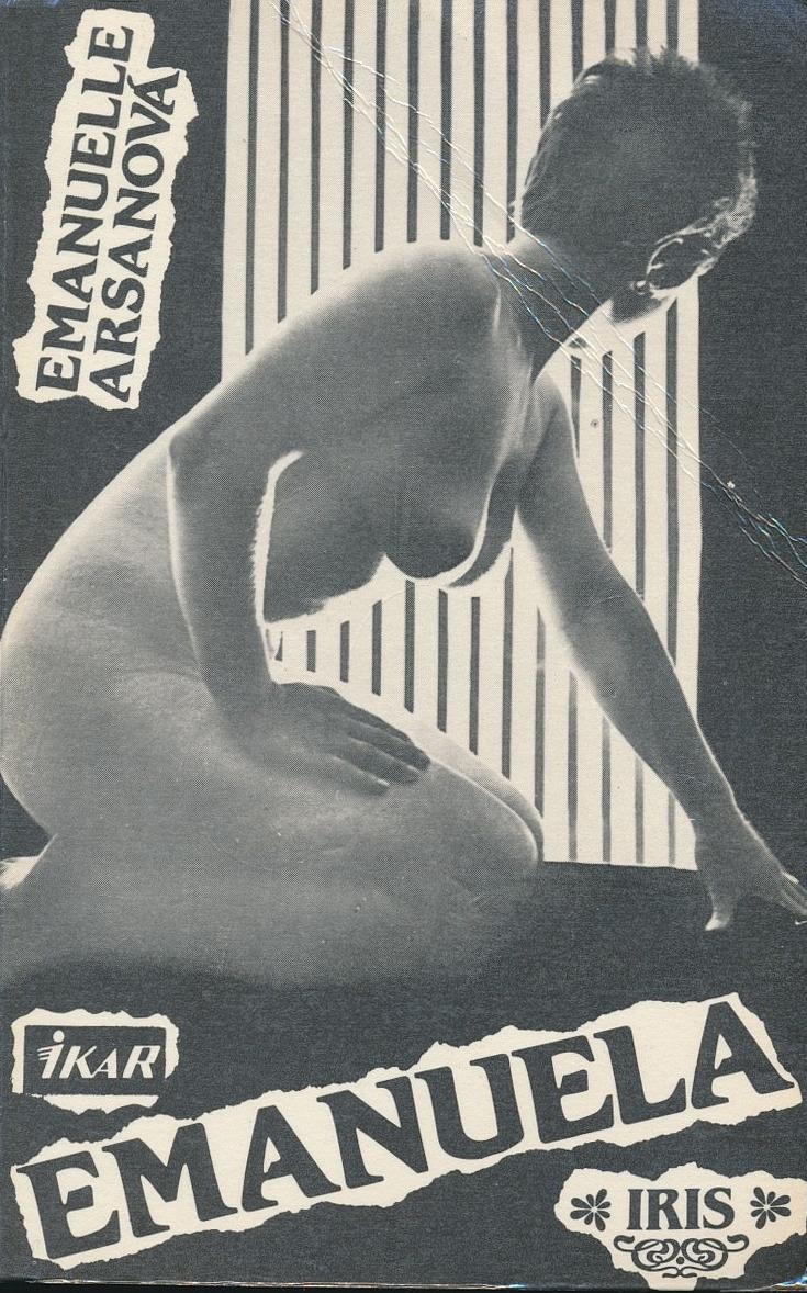 Emanuela - Emanuelle Arsanová /bazarové zboží/