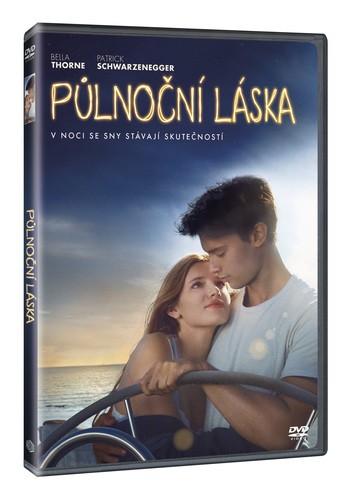 Půlnoční láska - DVD plast
