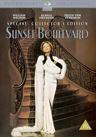 Sunset Boulevard - special collector's edition - DVD plast