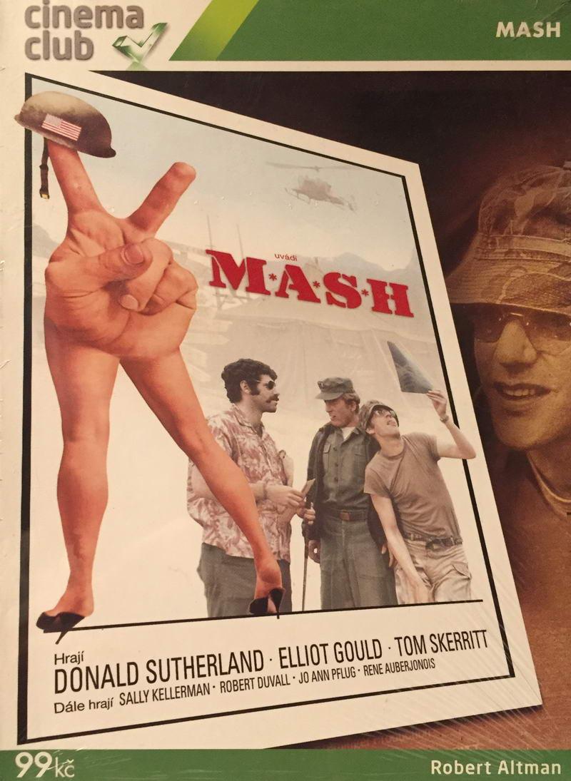 MASH - DVD digipack