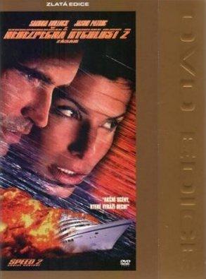 Nebezpečná rychlost - Zlatá edice DVD digipack