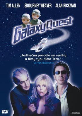 Galaxy Quest - DVD pošetka /bazarové zboží/