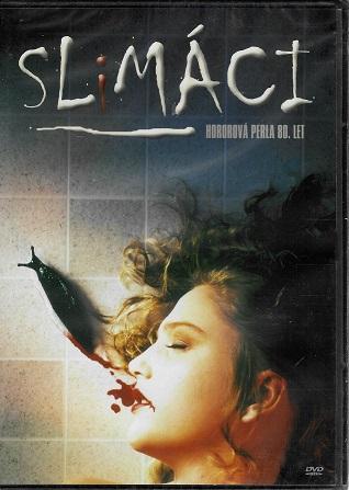 Slimáci ( plast ) DVD