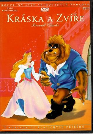 Kráska a zvíře ( slim ) DVD
