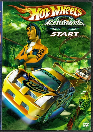 Hot Wheels Acceleracers: Start ( slim ) DVD