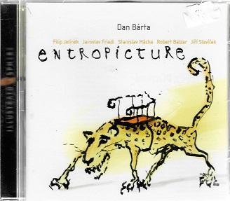 Dan Bárta - Entropicture ( CD krabička )