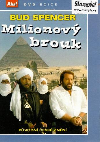 Milionový brouk - papírová pošetka DVD