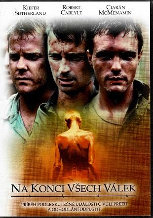 Na konci všech válek ( plast ) DVD