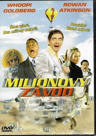Milionový závod ( plast /slim ) DVD