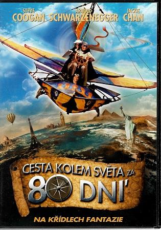 Cesta kolem světa za 80 dní ( plast ) DVD