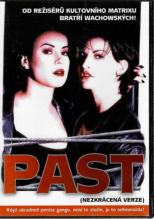 Past ( plast ) DVD