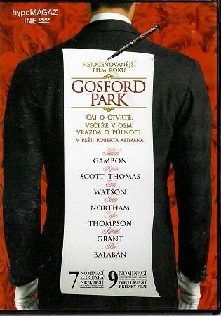 Gosford park ( slim ) DVD