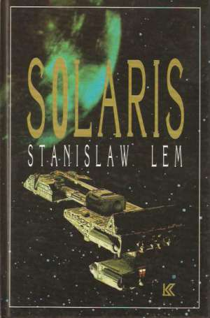 Solaris - Stanislaw Lem ( bazarové zboží )