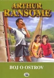 Boj o ostrov - Arthur Ransome