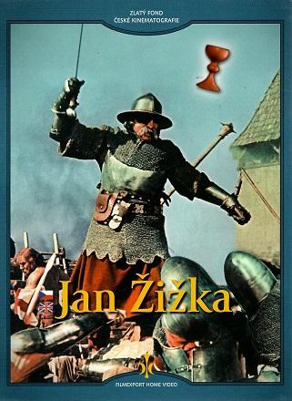 Jan Žižka ( digipack ) DVD