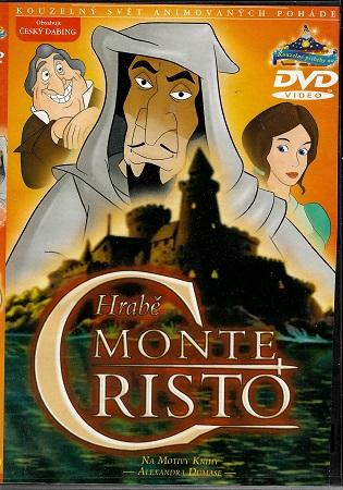 Hrabě Monte Christo ( slim/plast ) DVD
