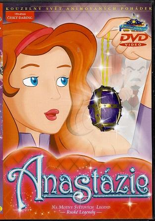 Anastázie ( slim ) DVD