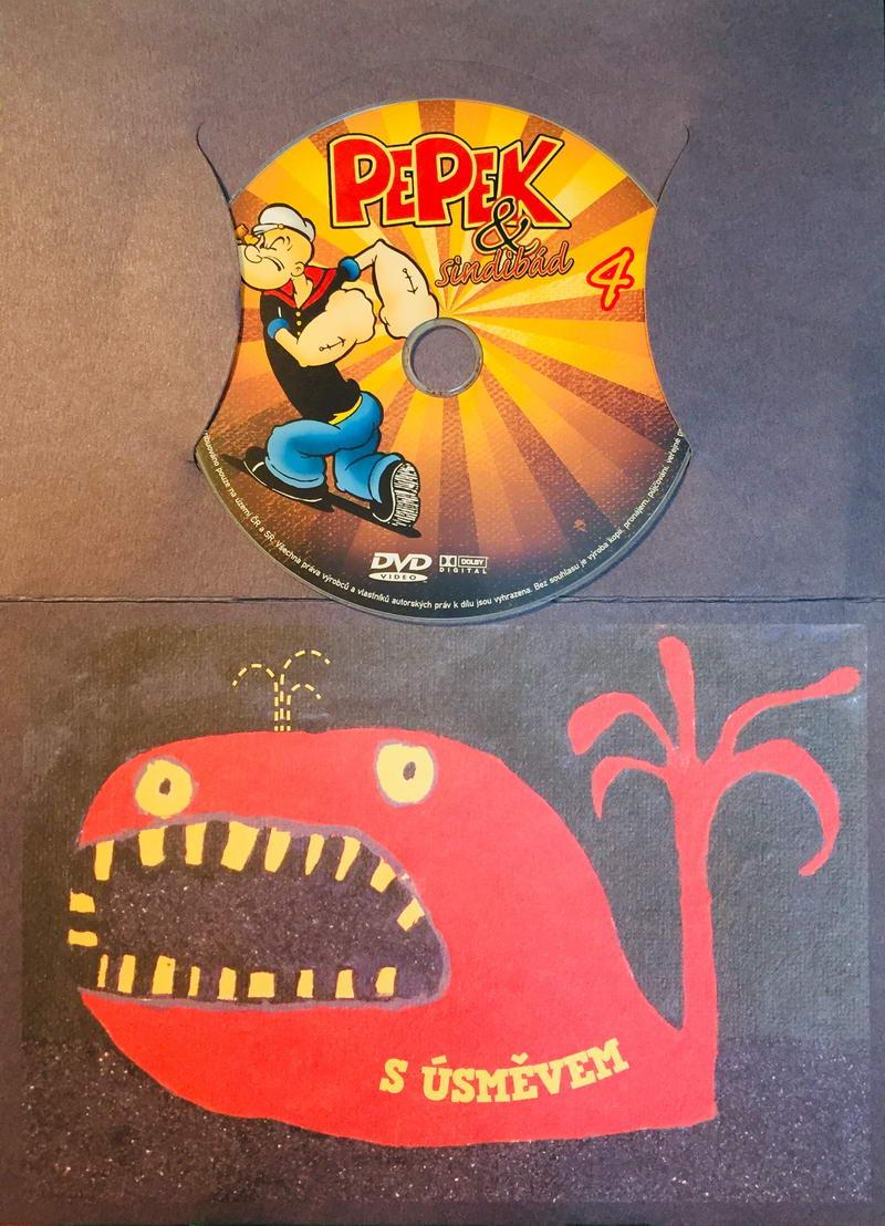 Pepek & Sindibád - DVD /dárkový obal/