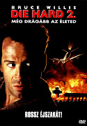 Die hard 2 ( Smrtonosná past 2 ) - DVD plast