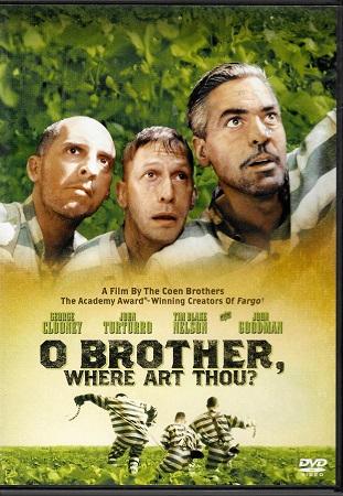 O Brother, Where Art Thou? / Bratříčku, kde jsi? ( originální zněná, titulky CZ ) plast DVD