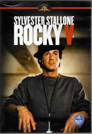 Rocky V ( plast ) DVD