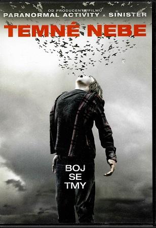 Temné nebe ( slim ) DVD