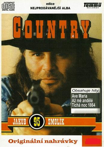 COUNTRY - Jakub Smolík ( pošetka ) DVD