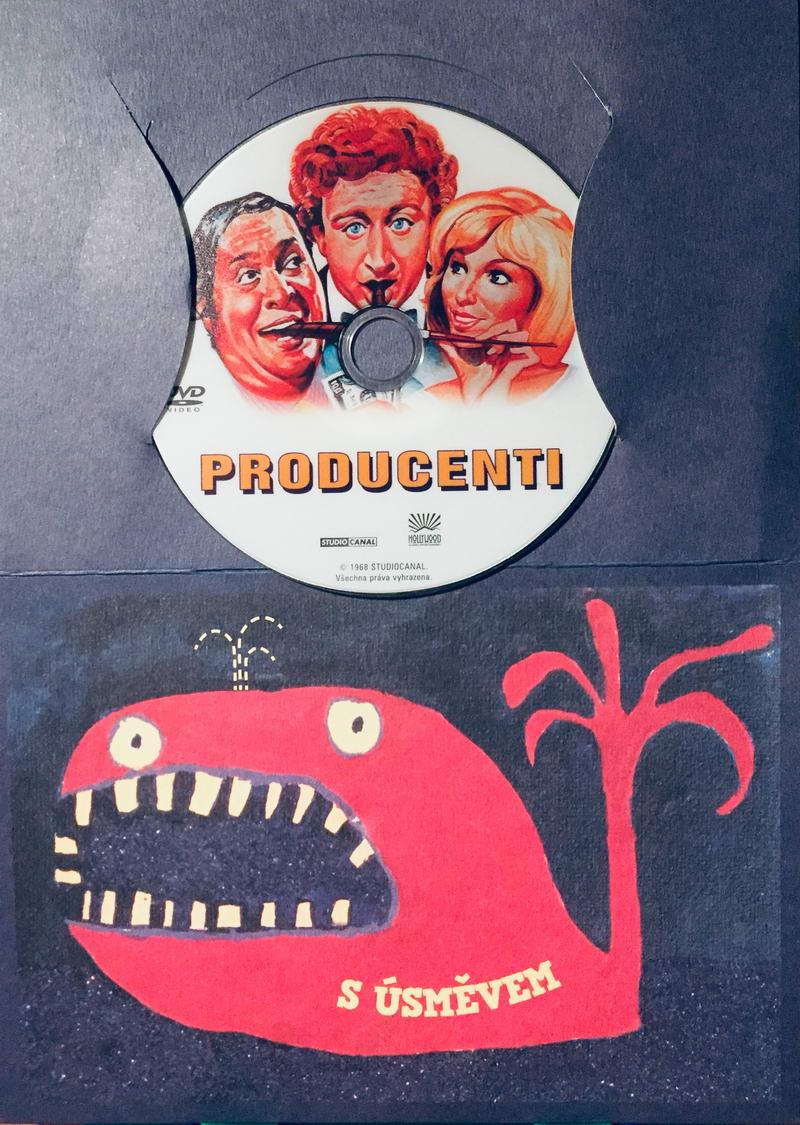 Producenti - DVD /dárkový obal/