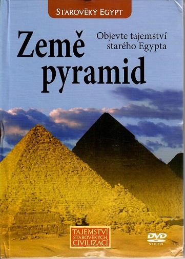 Země pyramid - Starověký Egypt - DVD + brožura