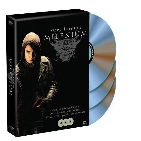 Milénium - 3 DVD slim