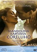 Mandolína kapitána Corelliho - DVD plast