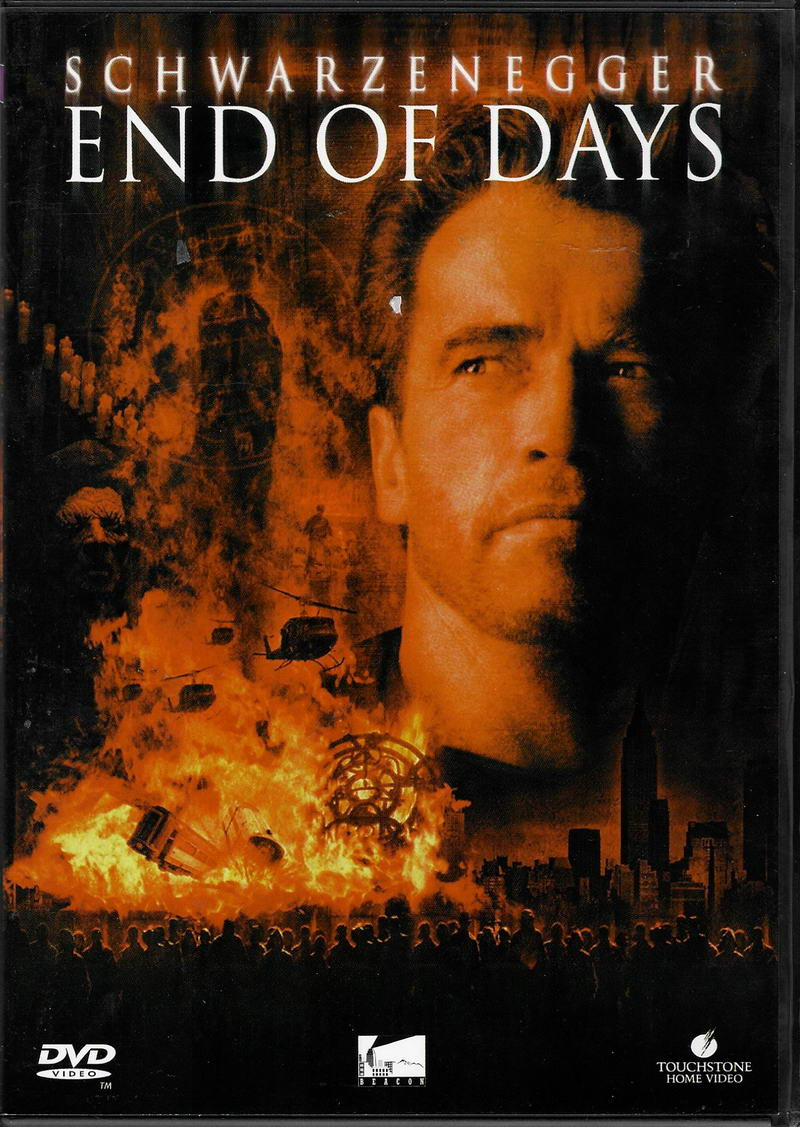 End of days ( Konec světa ) - DVD plast