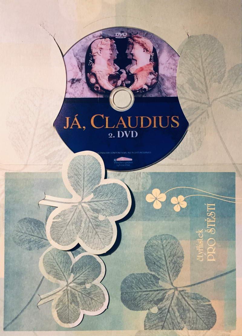Já, Claudius 2 - DVD /dárkový obal/