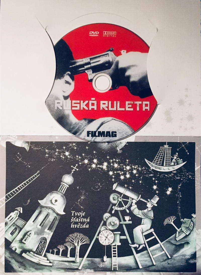 Ruská ruleta - DVD /dárkový obal/