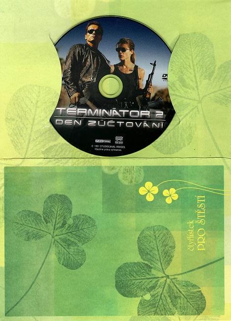 Terminátor 2 - Den zúčtovaní - DVD /dárkový obal/