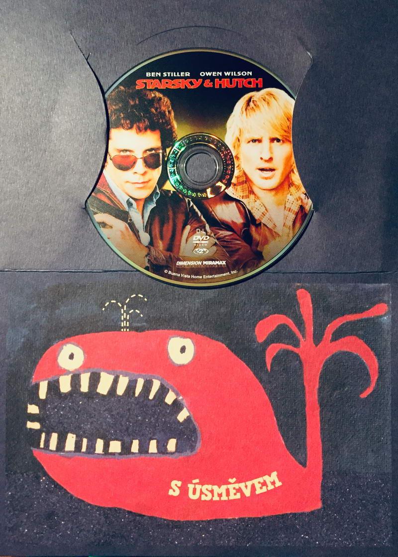 Starsky & Hutch - DVD /dárkový obal/