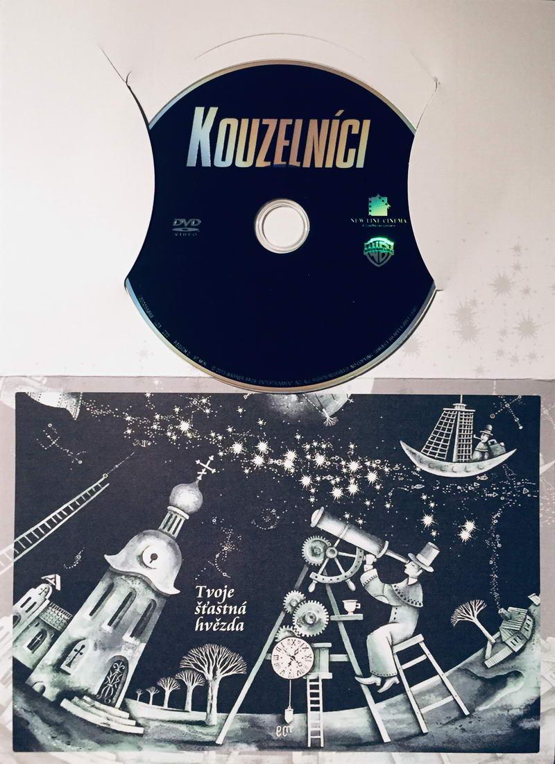 Kouzelníci - DVD /dárkový obal/