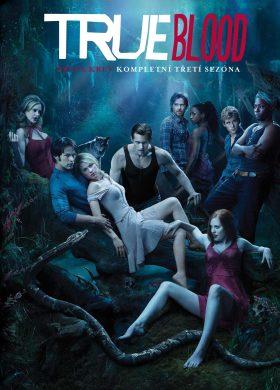 True Blood - Pravá krev - 3. série - 5xDVD /v šubru/