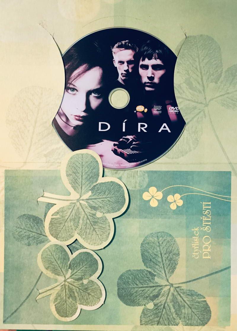 Díra - DVD /dárkový obal/