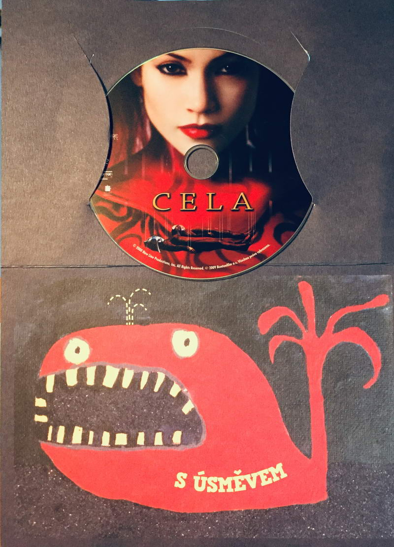 Cela - DVD /dárkový obal/
