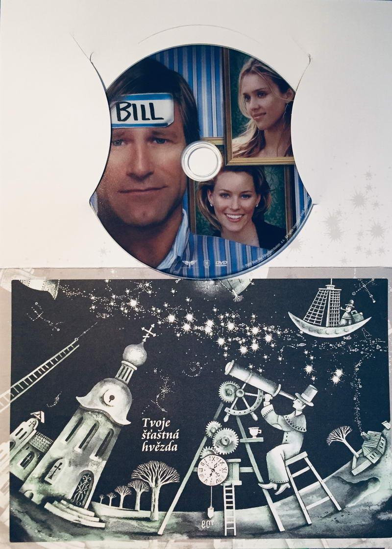 Bill - DVD /dárkový obal/