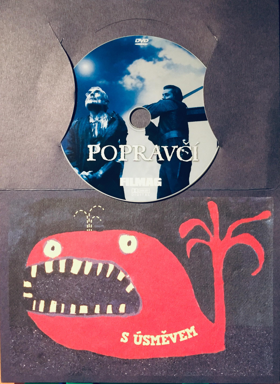 Popravčí - DVD /dárkový obal/