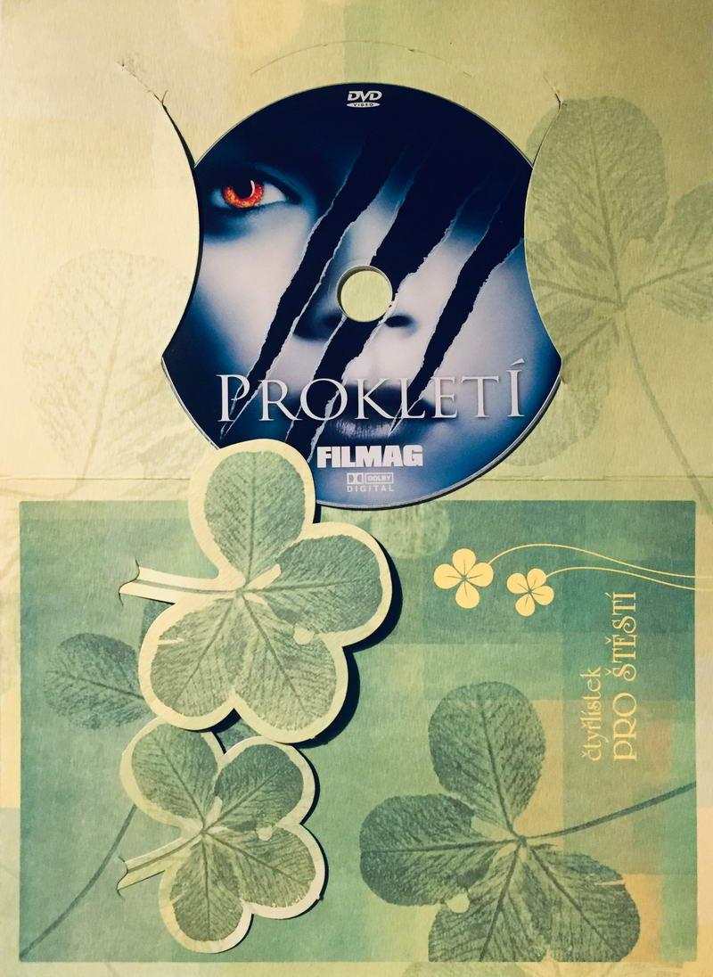 Prokletí - DVD /dárkový obal/